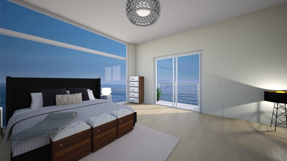 katarina - Bedroom  - by katarinalaaksonen