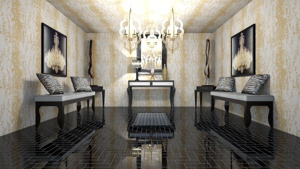 Elegant Entrance - Modern - by RS Designs