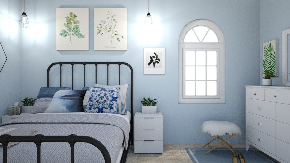 Dream Bedroom  - by Sarah Bugg