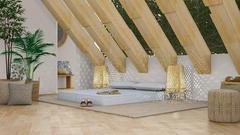 Floor Lamp - Bedroom  - by ilikalle