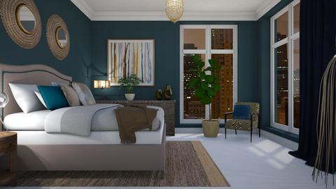 blake - Bedroom - by ankyspanky