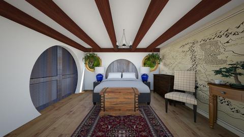 The Hobbit Room - Bedroom  - by SammyJPili
