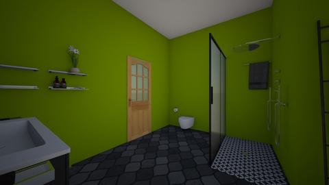 bathroom done  - Modern - Bathroom - by now4022356455