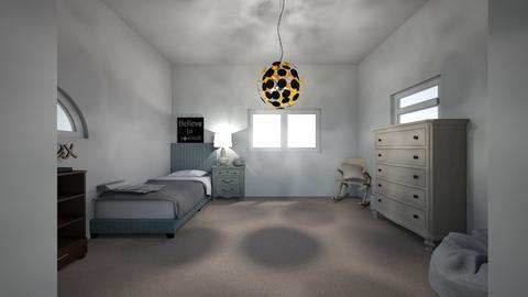 bedroom design  - Modern - Bedroom - by jillegan