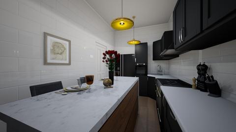 02056 - Kitchen  - by Pyps