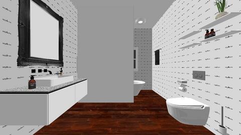 toh - Bathroom  - by kazishidota30