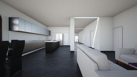 ykkolilkyky - Living room - by Stephanie Felix
