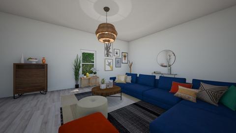 Eclectic - Eclectic - Living room - by elizabethwatt16