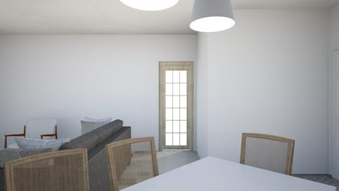 projeto 2 - Living room  - by julibarja