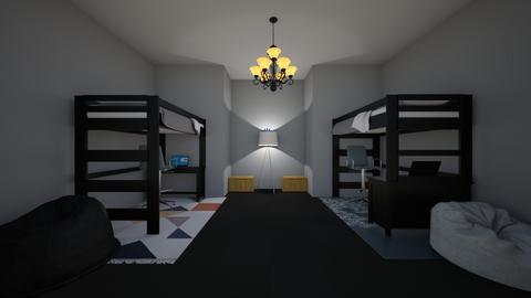room - Kids room - by Jadenarnold