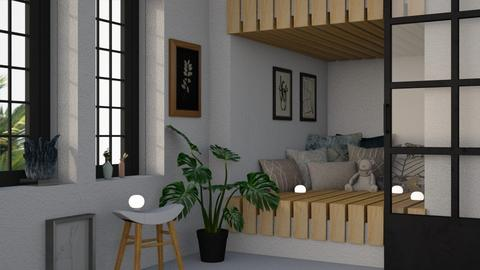 Bed in the Wall - Bedroom  - by millerfam