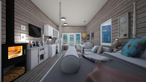 Paoli - Living room  - by Ferplace