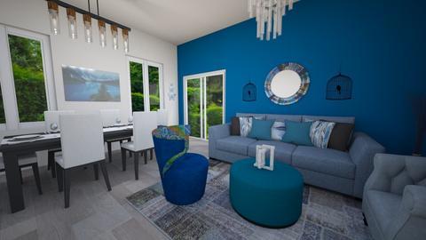 living room - Modern - Living room - by Hind Aalami