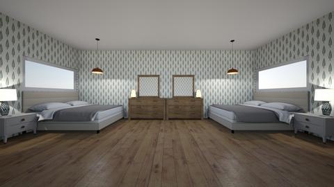 Mirror image  - Bedroom  - by kennygh