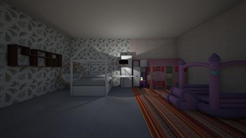 room 3 - Kids room  - by jaienshaeore