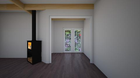 Cottage tutorial 2 - Rustic - Bedroom  - by Sherolyn1