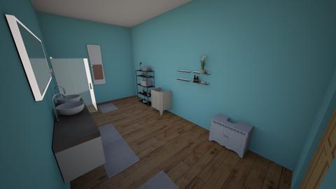 hanna ARQ 24 - Bathroom - by alexamartinez