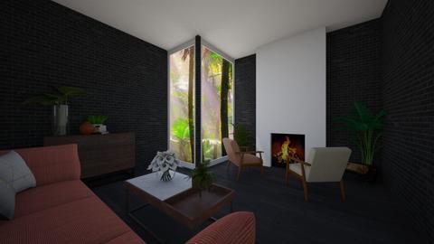 las - Classic - Living room  - by monek299
