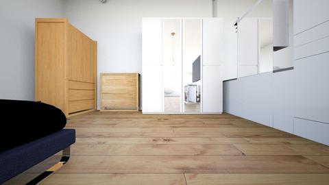 trabajo ingles bien echo - Rustic - Bedroom  - by IreneNS