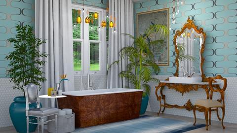 Eclectic Bathroom  - Eclectic - Bathroom  - by jjp513