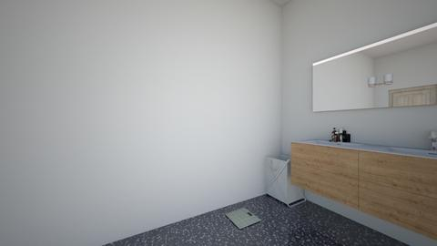 our bathroom - Bathroom  - by tahlicrocker