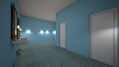 bathroom 2 - by NasKidd
