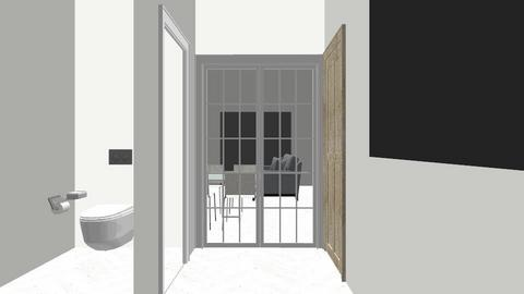 Kitchen extension layout - by JoanneHaslam