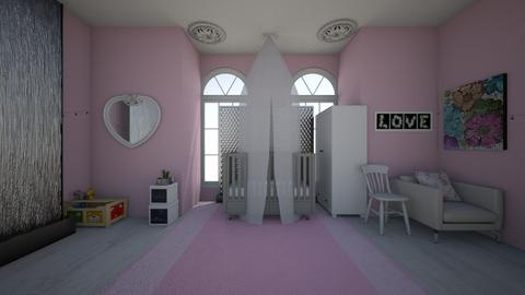 ssus - Kids room - by iampebbles