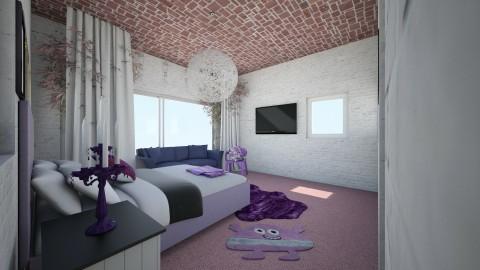 nada - Modern - Bedroom - by nada12