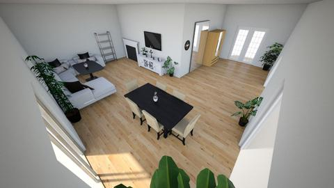 salon 2020 - Modern - Living room  - by JakubRa