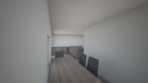 Slaapkamer groot - Bedroom  - by MelisMaxx