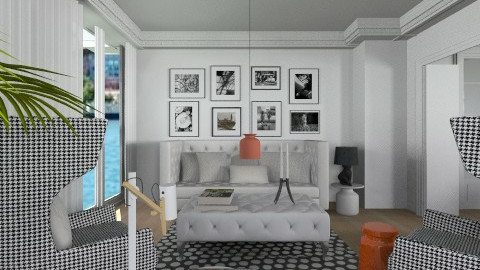 Yoo inspiration - Eclectic - Living room  - by liling