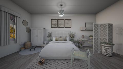 Shabby Chic - Classic - Bedroom  - by evabarrett