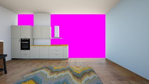 modern kitchen - Modern - Kitchen  - by JessBess6