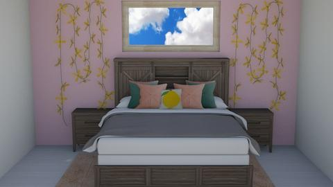 Teenage Girls Room 2 - Bedroom - by Itsjustme1