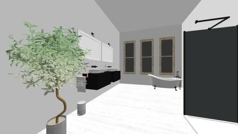 bathroom - Bathroom - by Dantevandenabeele
