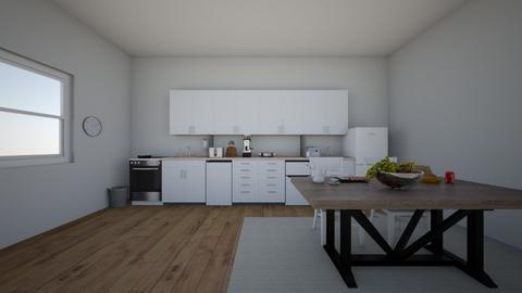 Kitchen - Kitchen  - by ErikaM08