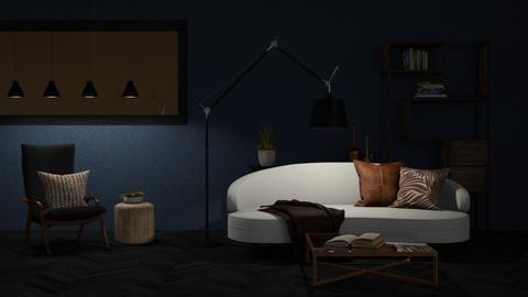 floorlamp_rmx - Modern - Living room  - by PAPIdesigns