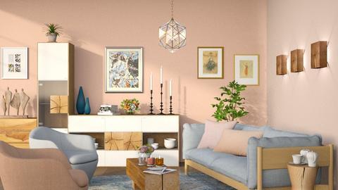 M_ Lina - Living room  - by milyca8
