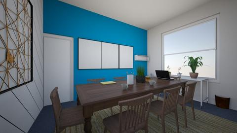 Commitee Room Draft 1 - Modern - Office  - by mazoncanada