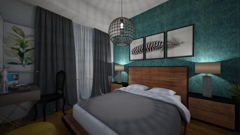 salomea - Modern - Living room  - by lamzoi