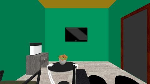 Packer Living Room - Modern - Living room  - by OliverSharpe