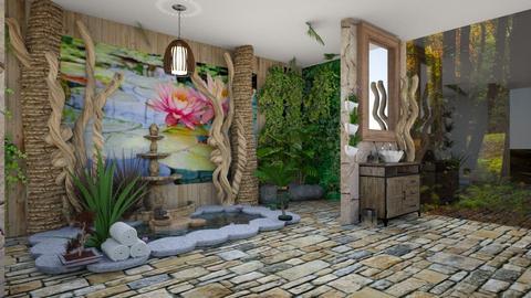 Lily - Bathroom  - by Feeny