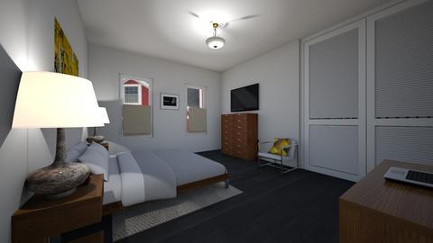 mathew Lafrenz 1 - Modern - Bedroom  - by lafrenm20