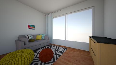 Pheladi - Living room  - by Muzzibaby