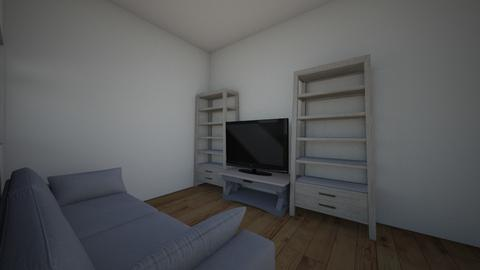 pop house not done  - Minimal - Living room  - by minecraftpoppy