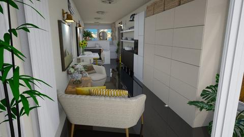 Container home - Eclectic - by augustmoon