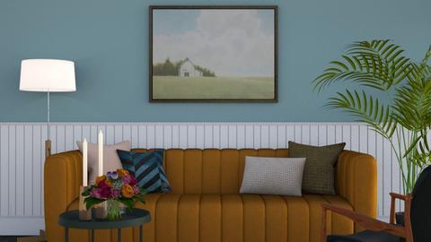 cosy - Modern - Living room  - by HenkRetro1960