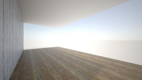 veranda - Rustic - by Kelly Tavernier