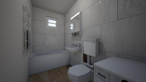 nas stan6 - Bathroom  - by MilicaDesign